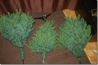 Unboxing a Christmas Tree 2009-11-27 017