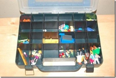 POD: Getting Jacob Organized