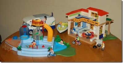POD: Playmobil Vacation