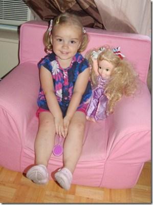 POD: Violet and Rapunzel