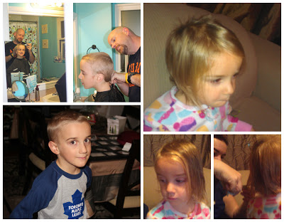 POD: Unscheduled Haircuts
