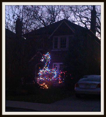 POD: Christmas Lights Pattern?