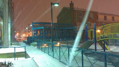 POD: Boxing Day Snow