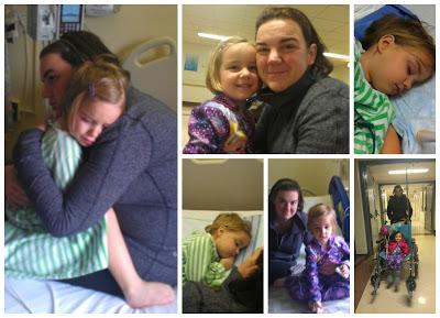 POD: Violet's Surgery