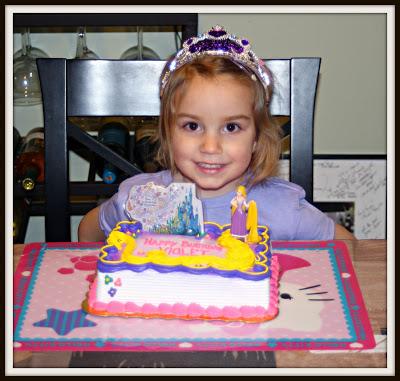 POD: Violet turns 4