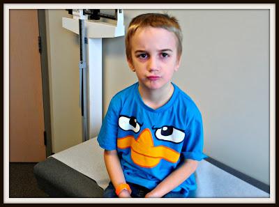 POD: Doctors visit