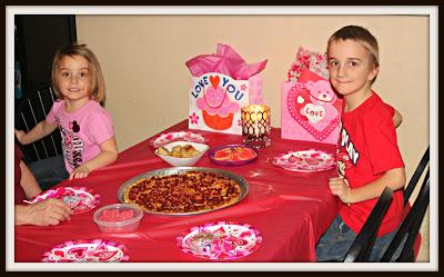 POD: Family Valentines Dinner
