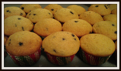 POD: Another batch of Muffins for pre-school