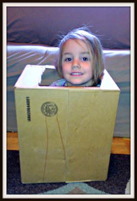 POD: Violet in a box