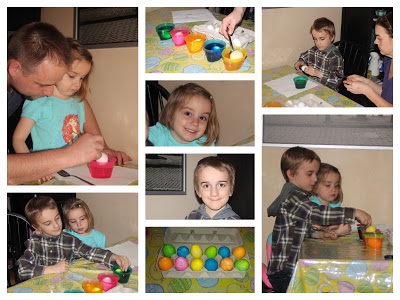 POD: Colouring Eggs