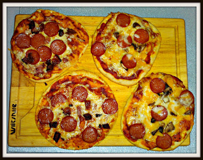 POD: Pizza Night