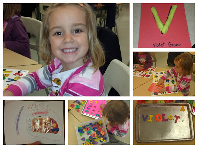 POD: Violet's Kindergarten Orientation