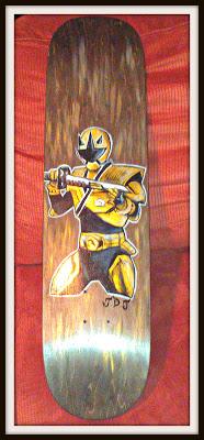 POD: Jacob's Skateboard