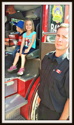 POD: Fire Station Field Trip