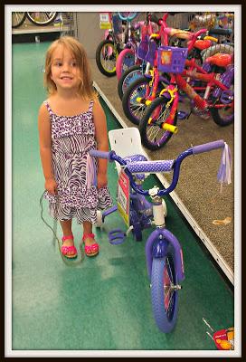 POD: Purple Bike