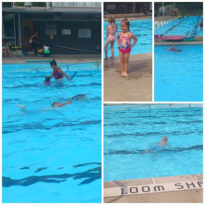 POD: Last day of Swimming