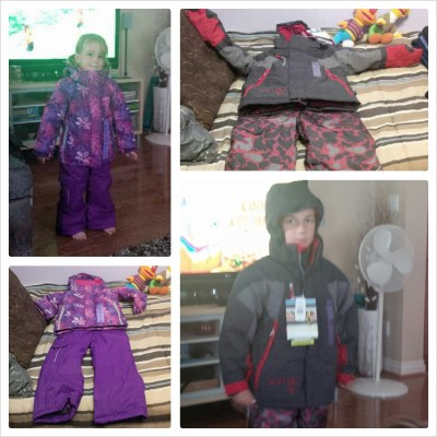 POD: Snow Suits in August?