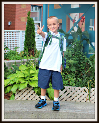 POD: First day of Grade 2