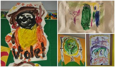 POD: School Room Art