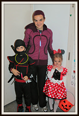 POD: Family Halloween