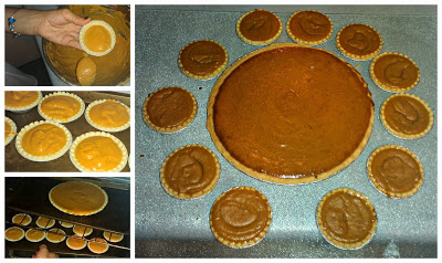 POD: Baking a Pie and Tarts