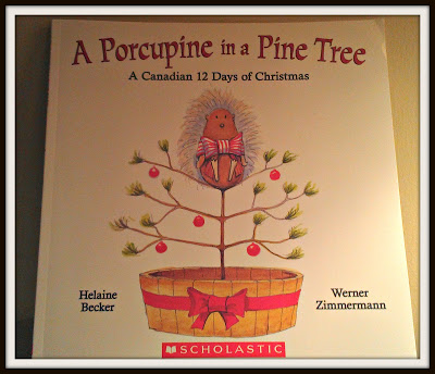 POD: A Canadian Christmas Book