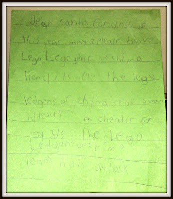 POD: Jacob's Letter