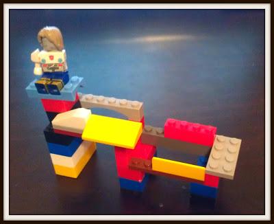 POD: Violet's Lego Creation