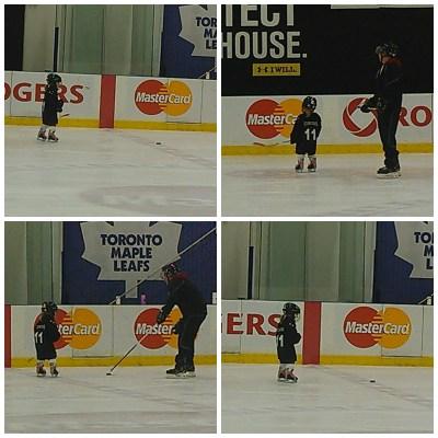 POD: Early Morning Hockey Practice