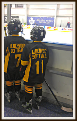 POD: Waiting to get on the Ice