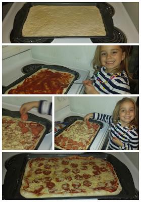 POD: Making Pizza