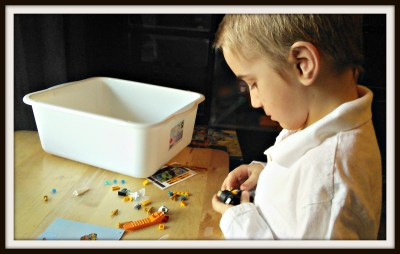 POD: Building Lego