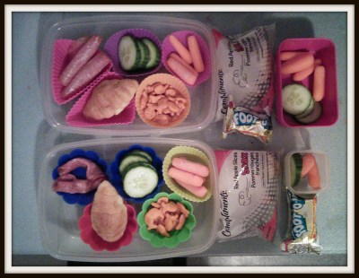 POD: Getting back to lunches