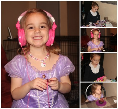 POD: Violet Turns 5