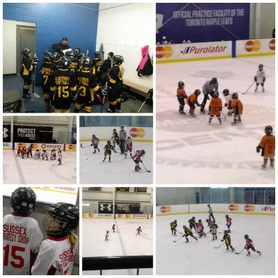 POD: Saturday at the Rink