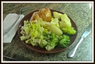 POD: A Tasty dinner