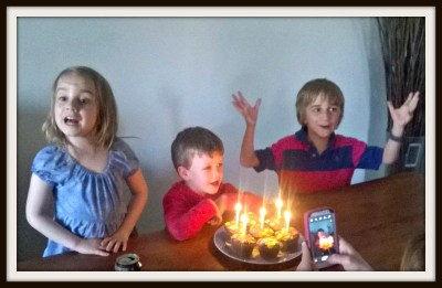 POD: Happy Birthday Ben