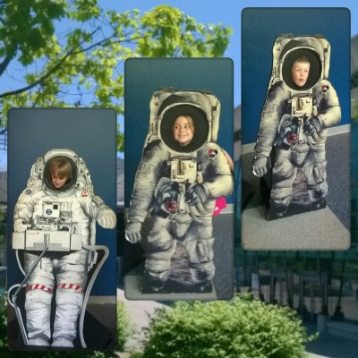 POD: Little Astronauts