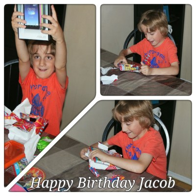 POD: Jacob Turns 8
