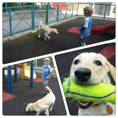 POD: Jacob plays with Ruby