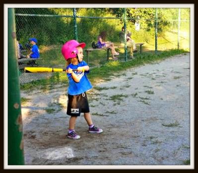 POD: Violet Takes a Swing