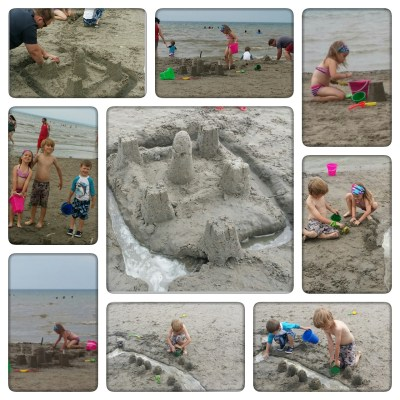 POD: Castles in the sand