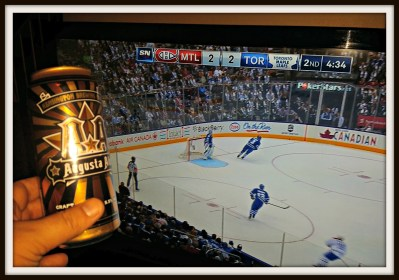 POD: Hockey and a Beer