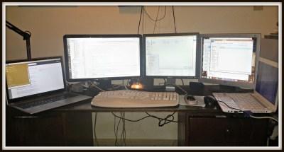 POD: My Work Desktop