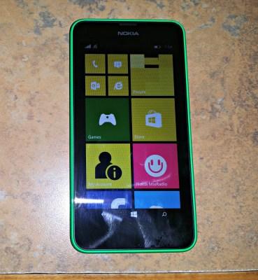 POD: A Lumia for Nan