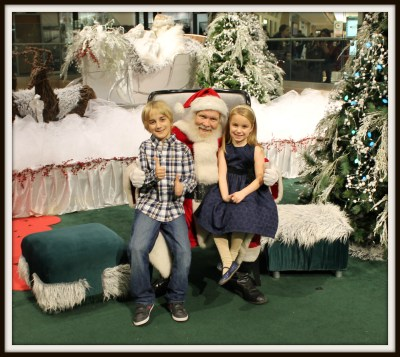 POD: Hanging with Santa