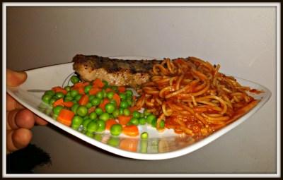 POD: Dinner for 3