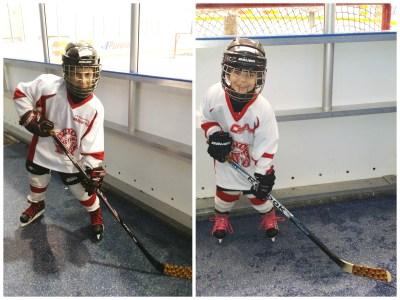 POD: New Hockey Sticks