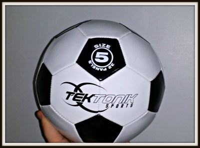 POD: Soccer Ball for Jacob