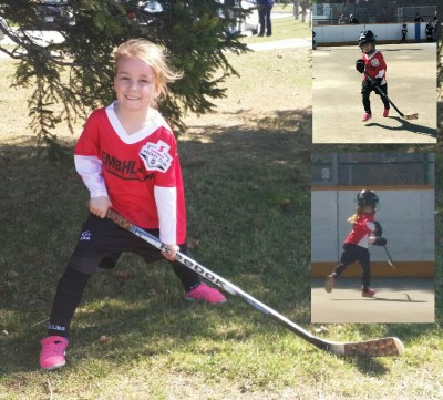 POD: Ball Hockey Hatrick